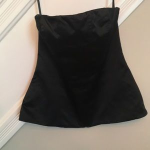 Black Corset (M) from The Limited
